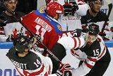 Хоккеисты сборной России победили Канаду на Кубке Первого канала