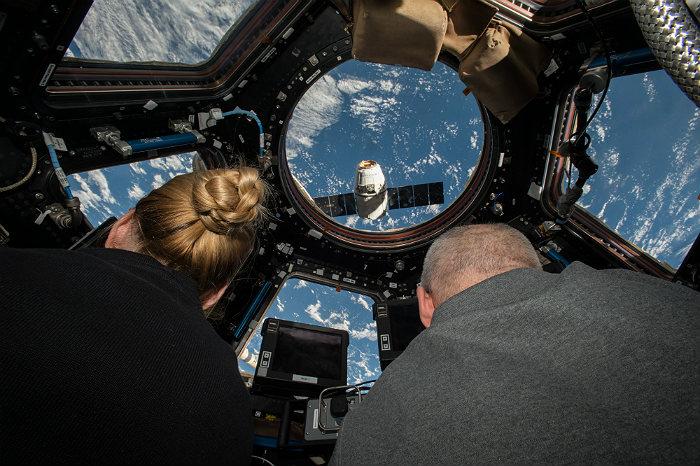 Российские космонавты на МКС проголосуют на выборах по закрытому каналу связи
