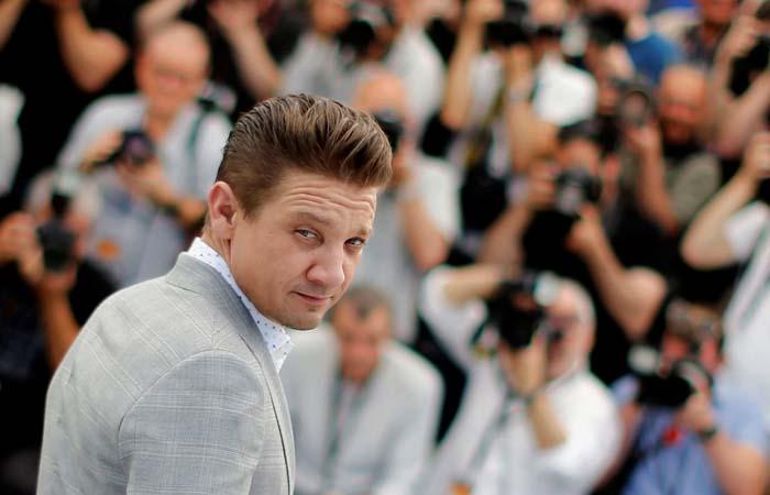 Forbes назвал Джереми Реннера самым прибыльным голливудским актером года