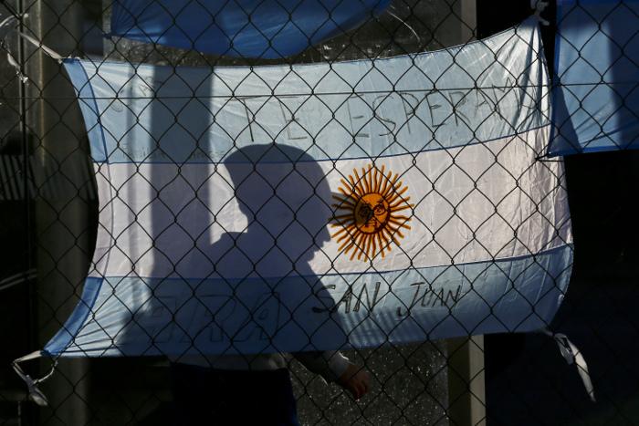 Глава ВМС Аргентины адмирал Марсело Срур отправлен в отставку