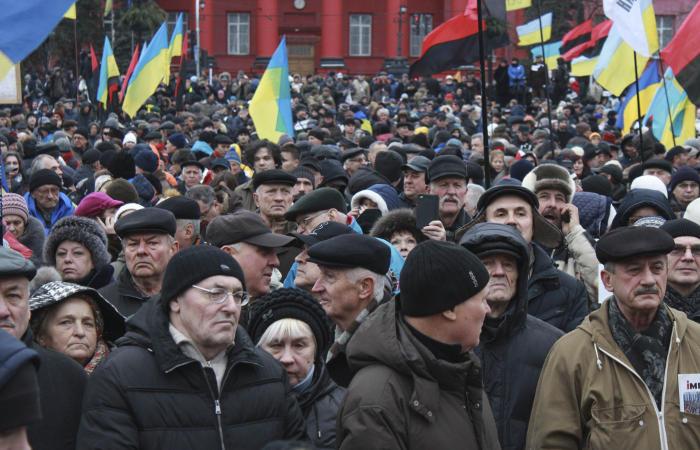 Число пострадавших в Киеве нацгвардейцев увеличилось