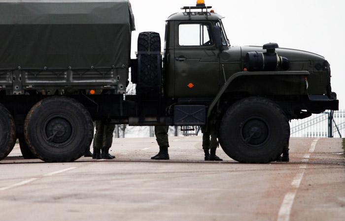 Российские военные из СЦКК вернулись в ДНР