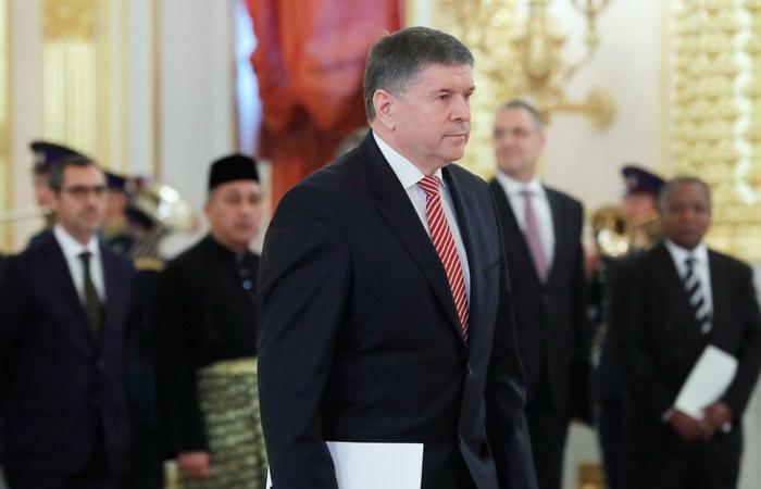 Молдавия отозвала посла из России