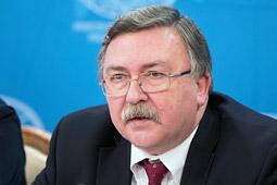 Михаил Ульянов: договоренность с ЕС о совместном противодействии антииранским санкциям США фактически достигнута