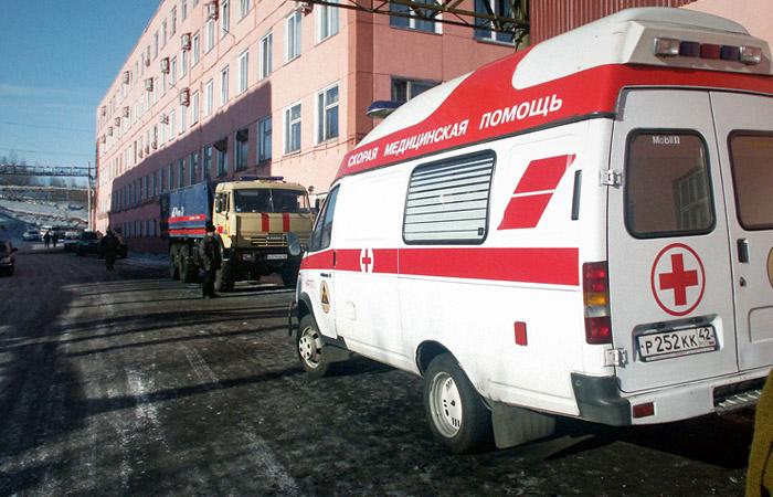 """На шахте """"Есаульская"""" в Кузбассе произошло обрушение"""
