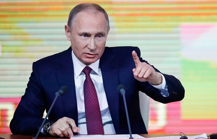 Путин назвал ВЧК частью многовековой российской истории