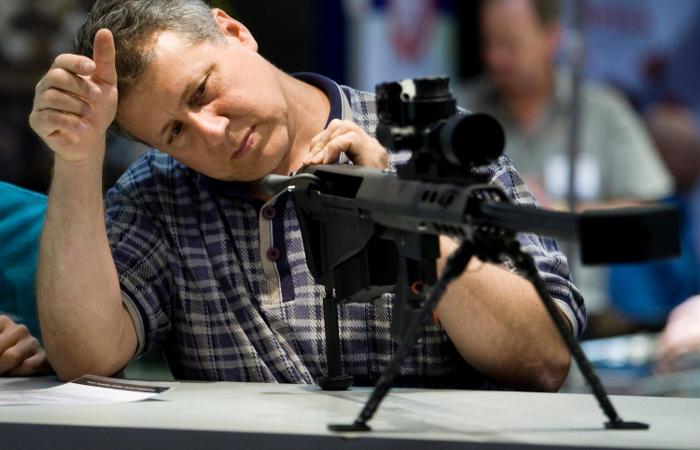 Американская администрация одобрила поставки стрелкового оружия Украине
