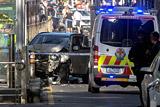 Полиция назвала преднамеренным наезд на пешеходов в центре Мельбурна