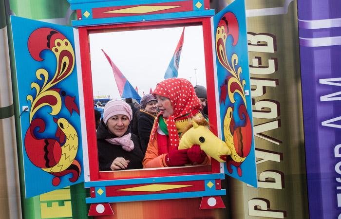 Доля уверенных в особой роли русского народа россиян достигла максимума