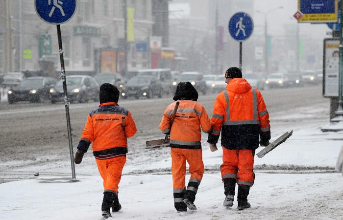 В столице России задержали дворников поподозрению вэкстремизме