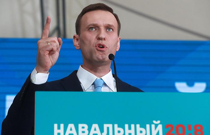 В Москве прошло собрание группы по выдвижению Навального кандидатом в президенты
