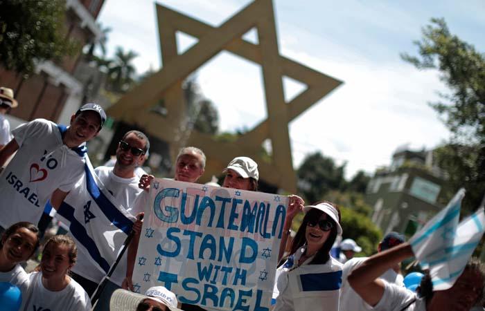 Гватемала объявила о переносе своего посольства в Иерусалим