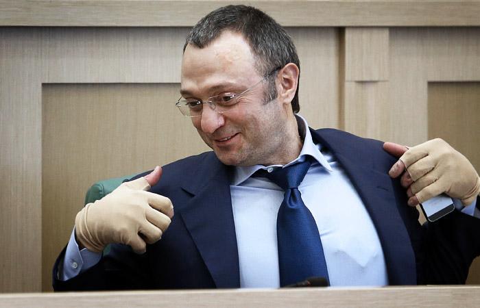 Москва попросила Францию отпустить Керимова на родину под российские гарантии его явки в суд