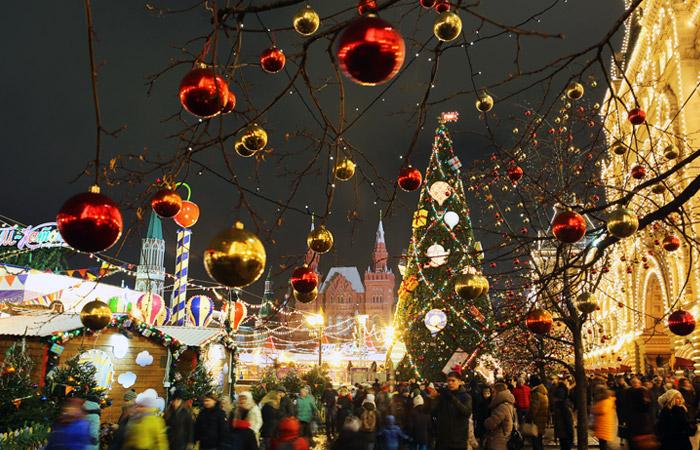 В Гидрометцентре рассказали о  погоде в новогоднюю ночь в Москве
