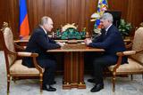 Путин сменил своих полпредов в Центральном и Северо-Западном федеральных округах