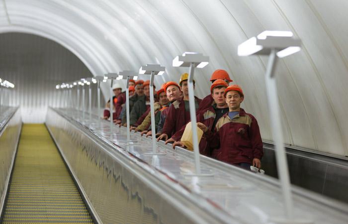 Кожуховскую линию московского метро запустят в два этапа
