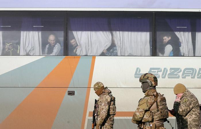 Начался обмен пленными между украинской стороной и республиками Донбасса