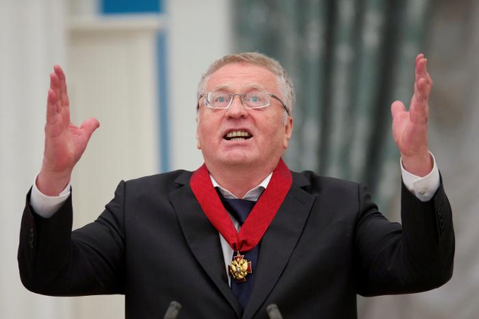 ЦИК зарегистрировал Жириновского кандидатом на пост президента России