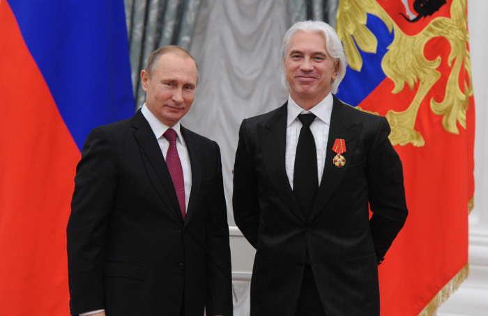 Россияне назвали Путина человеком года в политике и Хворостовского в культуре