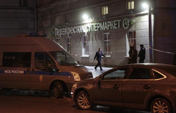 ИГ взяла ответственность за теракт в Петербурге