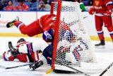 Сборная России уступила  США в четвертьфинале молодежного ЧМ по хоккею