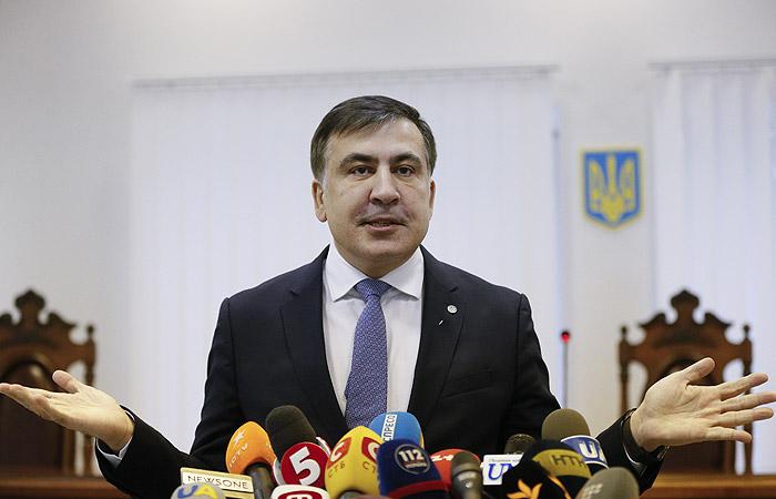 Суд в Киеве подтвердил отказ Саакашвили в статусе беженца