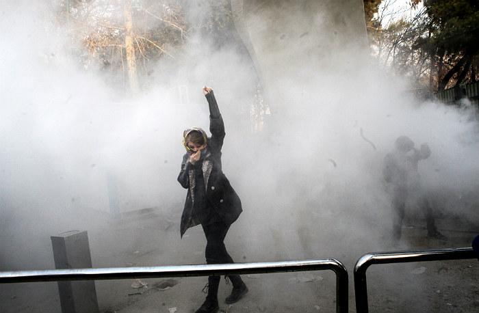 Иранские спецслужбы объявили о разгроме сети планировавших беспорядки боевиков