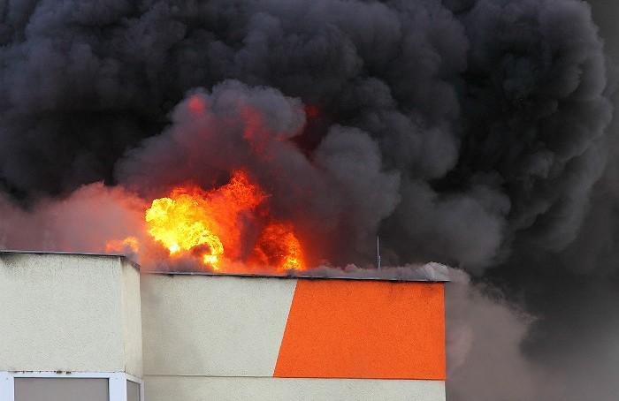 Среди погибших в пожаре под Новосибирском оказались граждане Киргизии