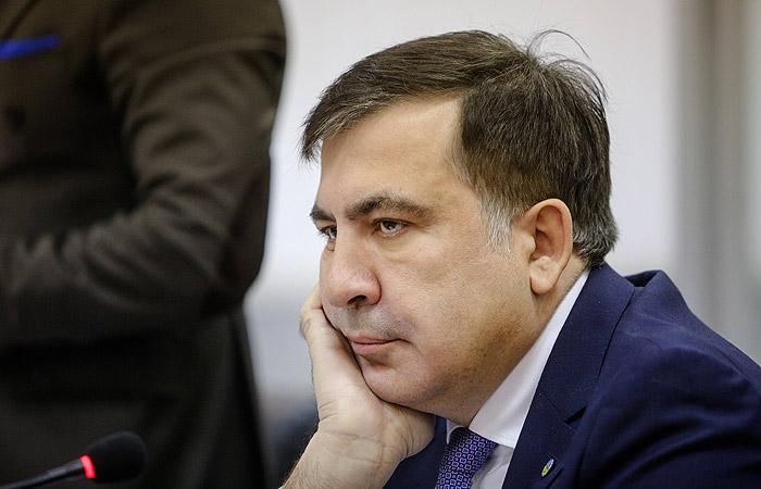 Саакашвили в Грузии приговорили заочно к трем годам тюрьмы