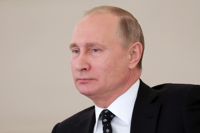 Сбор подписей в поддержку самовыдвижения Путина начался в России