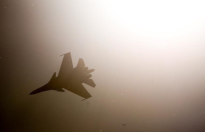 Минобороны РФ заявило о плановых полетах Су-30 над Балтикой без нарушений