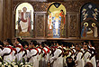 Каир. Египет. Коптский собор