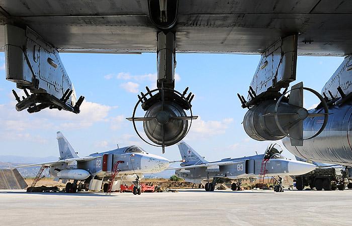 """СМИ узнали об отражении российскими военными удара дронами по базе """"Хмеймим"""""""