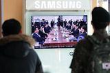 Сеул и Пхеньян согласились на переговоры в военной сфере