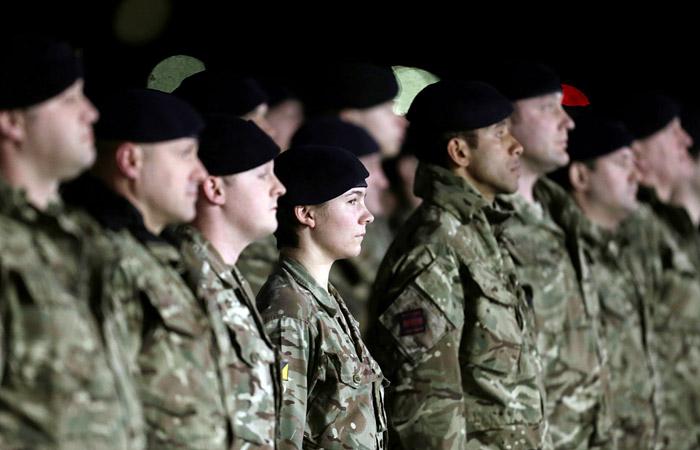 Британскую армию раскритиковали за излишнюю политкорректность в рекламной кампании