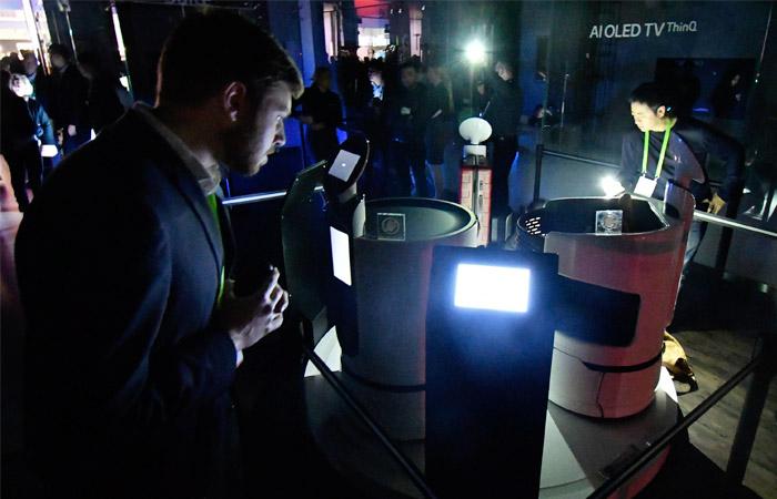 Крупнейшая выставка электроники CES на два часа осталась без электроэнергии
