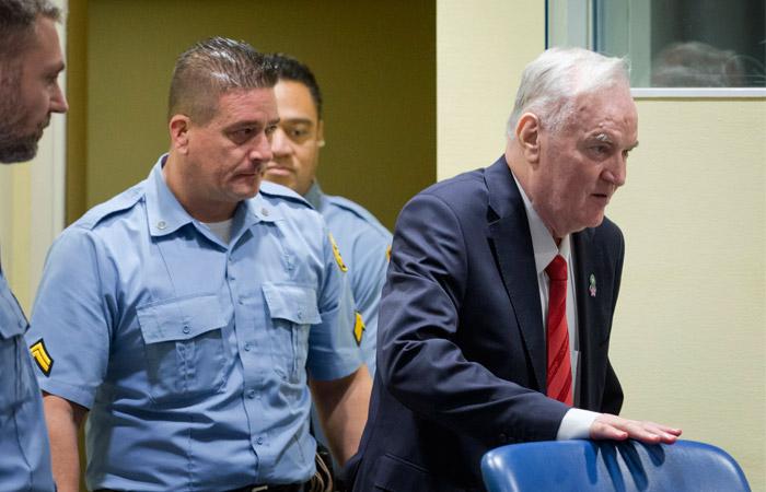 Российский депутат рассказал о резком ухудшении здоровья Ратко Младича