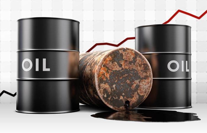 Нефть поднялась к максимуму за 3 года