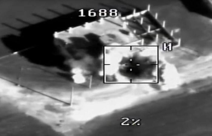 Уничтожены обстрелявшие 31 декабря авиабазу Хмеймим боевики