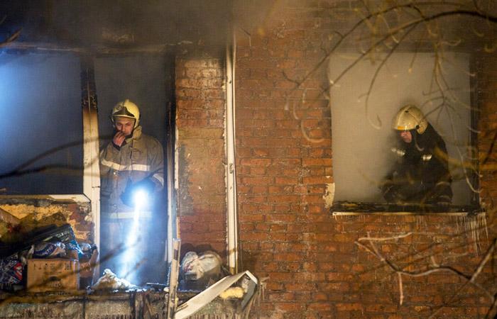В Омске возбудили дело о взрыве газа в жилой пятиэтажке