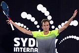 Российский теннисист Медведев выиграл турнир в Сиднее
