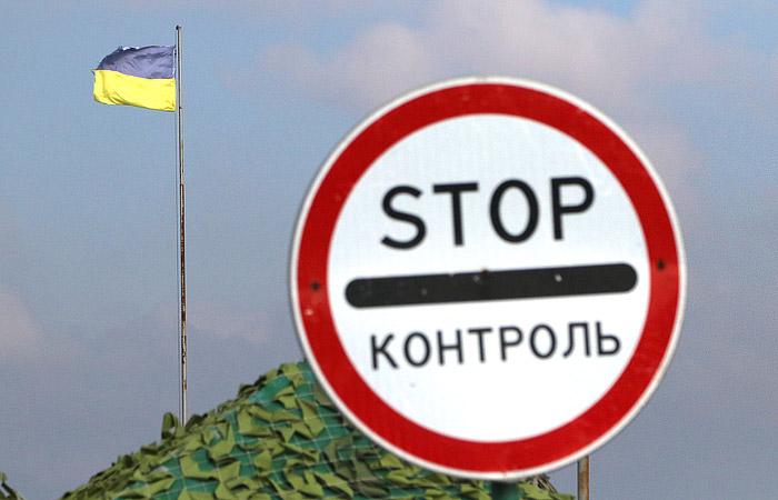Полутора тысячам иностранцев запретили въезд на Украину из-за посещения Крыма