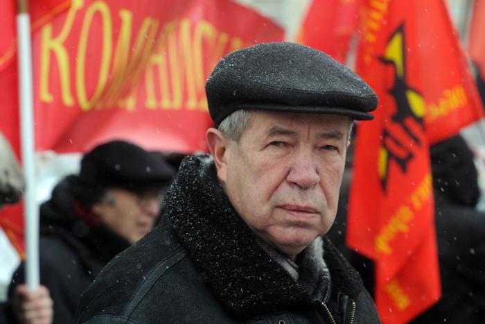 Выдвижение Грудинина и смерть Анпилова - символы судьбы КПРФ