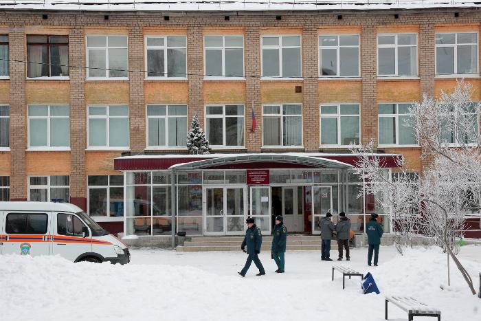 Пострадавшая в результате резни в пермской школе учительница пришла в сознание