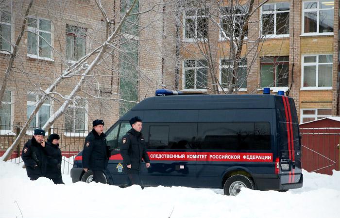 Устроивших поножовщину в пермской школе подростков арестовали