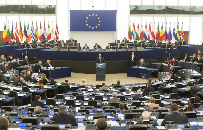 В Европарламенте Россию поддержали ультраправые и крайне левые