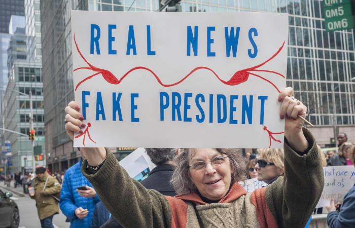 Республиканская партия США назвала обладателей наград за фальшивые новости