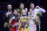 Российские пары заняли весь пьедестал на ЧЕ по фигурному катанию