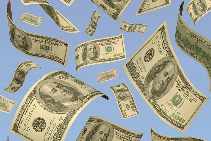 Внешний долг РФ превысил 529 млрд. долларов