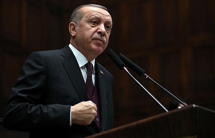 """Эрдоган объявил о начале """"антитеррористической операции"""" в Африне"""